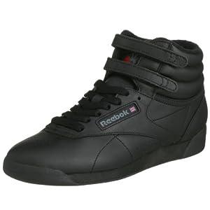 REEBOK Freestyle HI - black 38.5