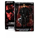 T-3 Terminator Rise of the Machines T-850 Terminator Action Figure ~ Unknown