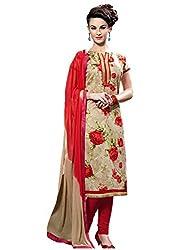 Texclusive Bhagalpuri Printed Unstitched Dress Material