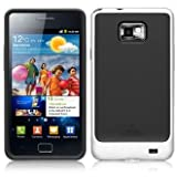 SGPギャラクシー S2 ケース NEO HYBRID【 インフィニィティ・ホワイト 】液晶保護シートセット for Samsung Galaxy S2