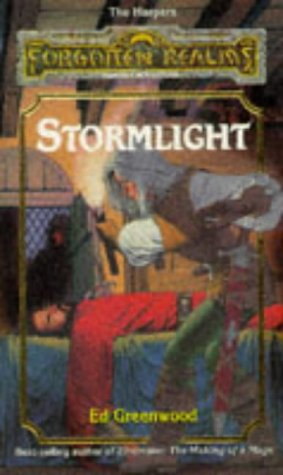 Stormlight (Forgotten Realms: The Harpers), Ed Greenwood