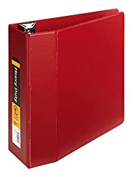 [IN]PLACE Heavy-Duty Reference Binders with EZ Comfort D-Ring 4\