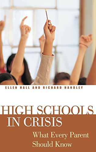 High Schools in Crisis: What Every Parent Should Know