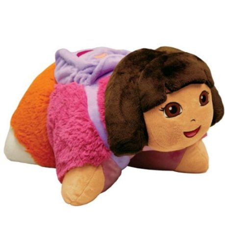 ''Pillow Pets, Pee Wees, Nickelodeon DORA the Explorer, 11 Inches''