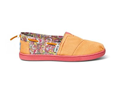 New Arrival Toms Youth Biminis Shoe For Kids For Sale Multicolor Variations