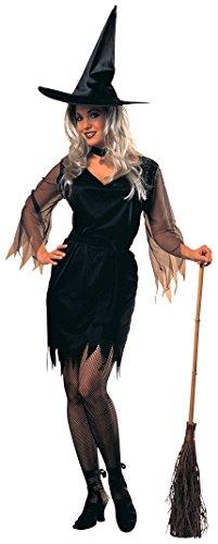 Rubie's Costume Co Women's Sexy Witch Costume, Black, Standard