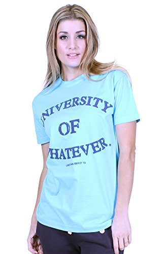 uow-ladies-tshirt-tees-unestablished-ocean-blue-xs-cv3001