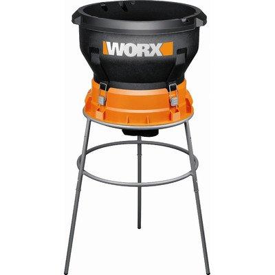 Worx Wg430 13 Amp Electric Leaf Mulcher/Shredder