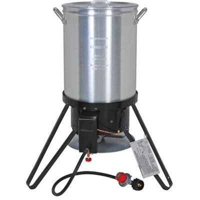 Outdoor Turkey Fryer Kit