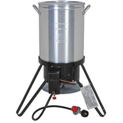 Outdoor Turkey Fryer Kit