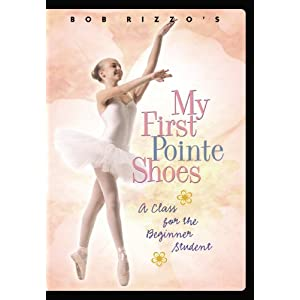 My 1st Pointe Shoes