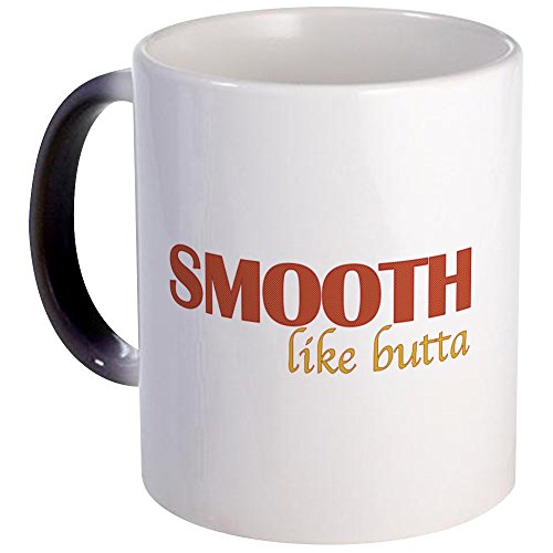 CafePress - Smooth Like Butta - Unique Coffee Mug, 11oz Coffee Cup (Cool Pimp Cup compare prices)