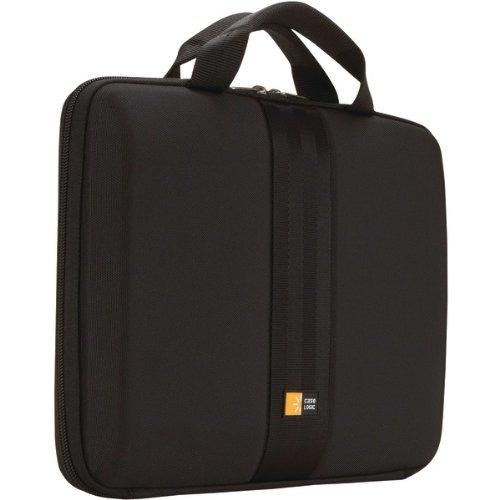 Case Logic QNS-113BLACK 13.3 inch Hard Shell Laptop Sleeve -
