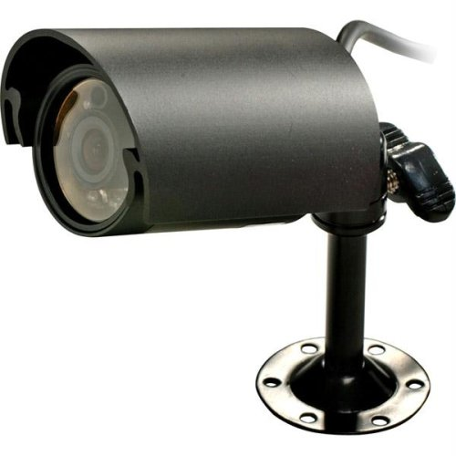 Pro Video CVC-318WP B/W Waterproof Bullet with Infrared LED Lighting and 60-foot Cable Special Deal