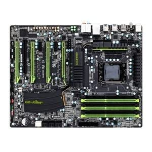 New Gigabyte Motherboard GA-G1.ASSASSIN Intel Core i7 LGA1366 X58/ICH10R DDR3 PCI Express SATA 6Gb/s