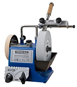 Tormek T-3 Water Cooled Precision Sharpening System, 8 inch Stone from Tormek