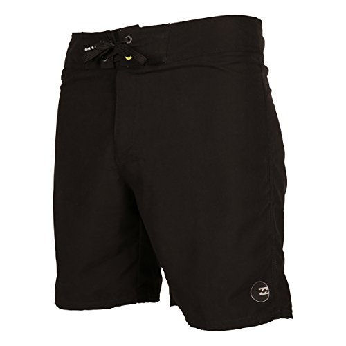 Billabong Unit Poin - Shorts da uomo, colore nero, taglia 33