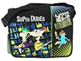 Phineas and Ferb Messenger Bag - Simi-Aquatic Hero - Large Size