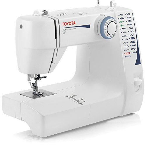 Learn More About TOYOTA Heavy-Duty Metal Interior FSG325 (FSG 325) Sewing Machine with 25 Built-In S...