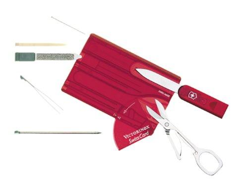 Swiss Army Knife Online Swisscard Translucent
