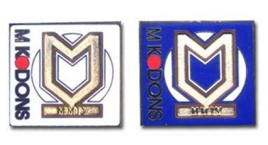 Mk Dons Badges