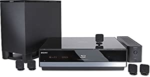 Sony BDVIS1000 5.1Ch Blu-ray Disc/DVD Home Theater System (Discontinued by Manufacturer)