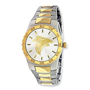 Mens NFL Atlanta Falcons Executive Watch by Jewelry Adviser Nfl Watches