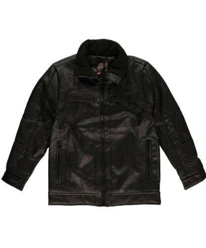 "Sportier Baby Boys' ""Night Horizon"" Jacket - Black, 18 Months"