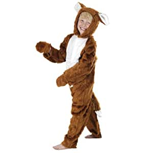 Fox Costume for Kids, Chestnut