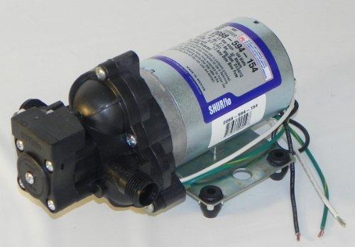 Shurflo Demand Delivery Water Pump 2088-594-154 3.3Gpm 115Vac