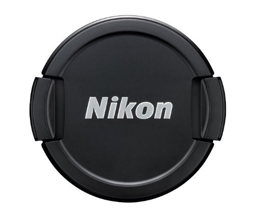 Nikon Lc-62 62Mm Snap-On Lens Cap (4748)