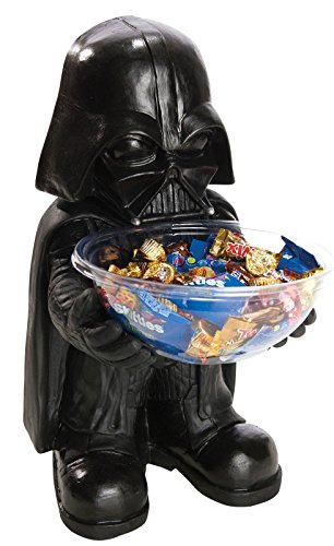Darth Vader Candy Bowl Holder Decoration