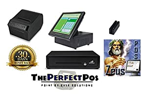 Restaurant Point of Sale System - Featuring Zeus Restaurant POS