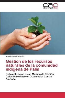 Gestión de los recursos naturales de la comunidad indígena de Palín: Sistematización de un Modelo de Gestión Colectiva exitoso en Guatemala, Centro América (Spanish Edition)