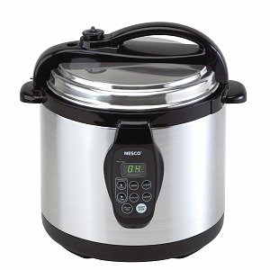 Nesco PC6-25 6-Quart 3-in-1 Digital Pressure Cooker 1 ea