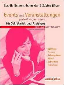 Events und Veranstaltungen perfekt organisieren für