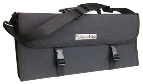 The Ultimate Edge Model 2001-17BN 17 Piece Knife Case