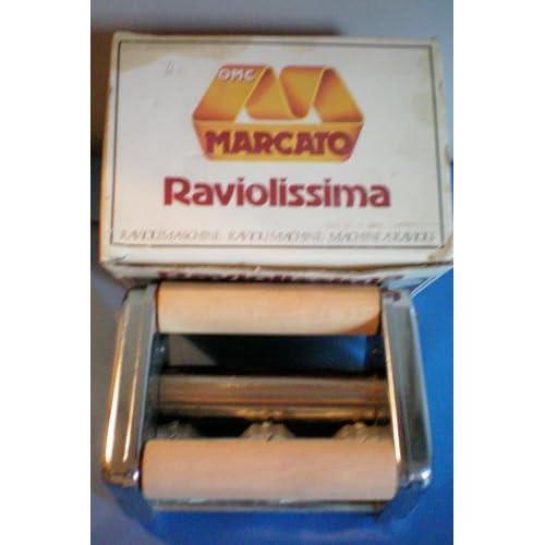 Machine -- Raviolimaschine -- Machine A Ravioli -- Made in Italy
