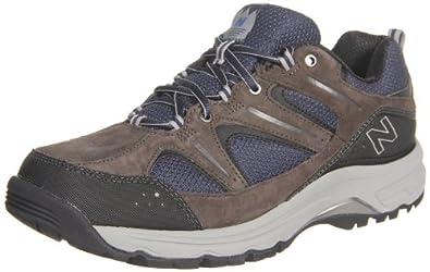 New Balance Men's MW759 Country Walking Shoe,Grey/Blue,7 D US