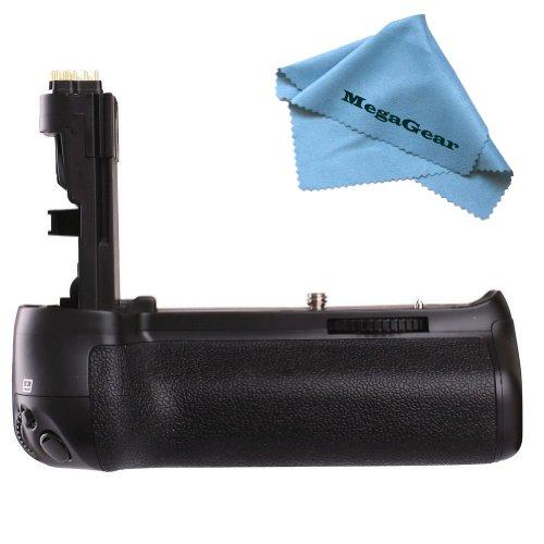 MegaGear Professional Quality Battery Grip For Canon EOS 70D DSLR as BG-E14