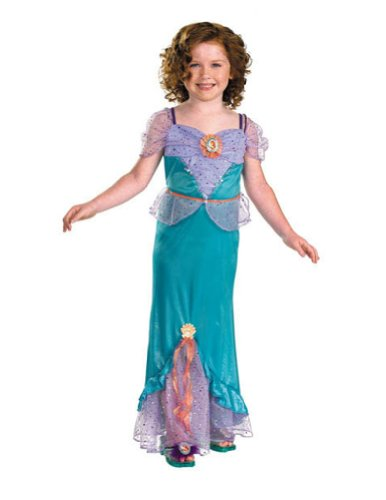 Kids-Costume Ariel Classic Sm 4-6X Halloween Costume - Child 4-6