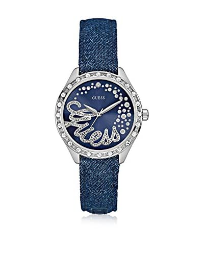 Guess Orologio con Movimento Meccanico Giapponese Woman Time to Give  36 mm