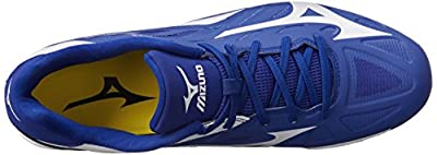 Mizuno Men's Heist Iq Baseball Shoe