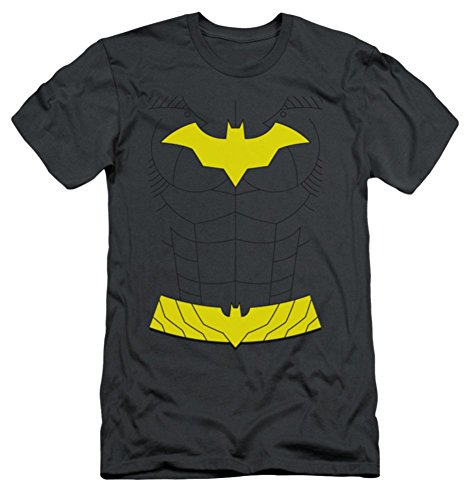 DC Batman New Batgirl Costume Slim Fit T-Shirt