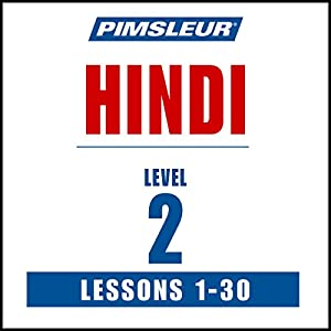 Pimsleur Hindi Level 2 Speech