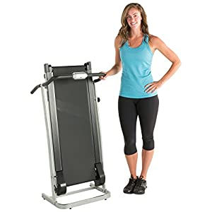 ProGear 190 Space Saver Manual Treadmill with Twin Flywheels