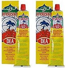 Dea Harissa Hot Sauce From France 2 Pack Combo 2X42 oz