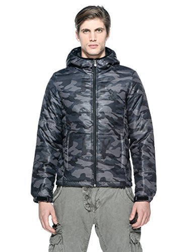 Scorpion Bay Jacket Amazon , Giubbino Uomo TG: L (L, Camouflage Antracite)