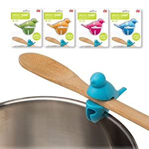 Bird Pot Clip Spoon Rest by DCI Gift