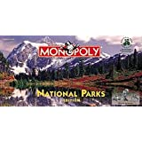Monopoly National Parks Edition - 2001